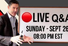 George Gammon Live Q&A - Sept 26, 2021